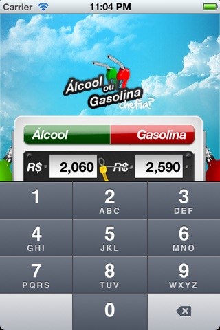 Alcool ou Gasolina, Chefia? screenshot 2