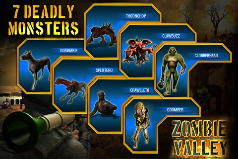 Zombie Valley screenshot 2