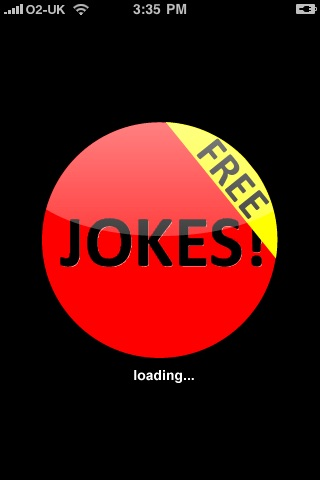 Screenshots of Jokes! for iPhone