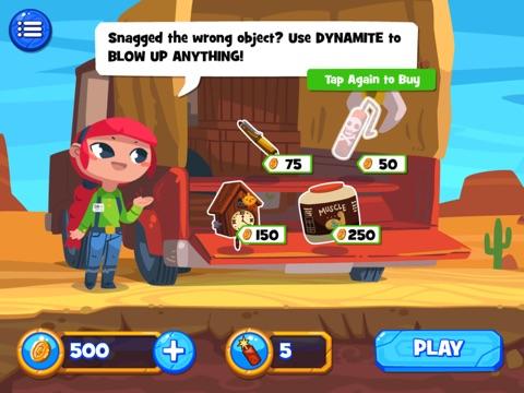 Screenshot #5 for Gold Miner Go! HD