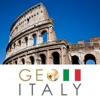 Geo Italy - 5 giochi in 1! Gioca con le regioni e i capoluoghi italiani! (AppStore Link)