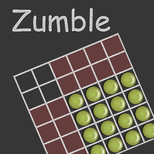 Zumble Free -  A Serene Puzzle Game iOS App