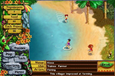 Virtual Villagers 2 screenshot 1