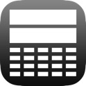 電卓(無料) icon