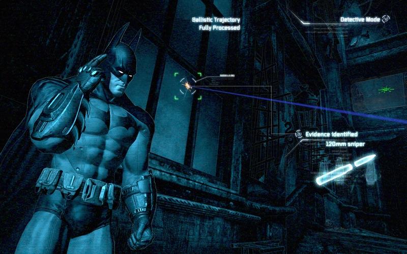 Screenshot #3 for Batman: Arkham City GOTY