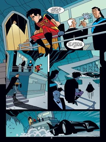 batman gotham adventures 1998 60 by scott peterson. Black Bedroom Furniture Sets. Home Design Ideas