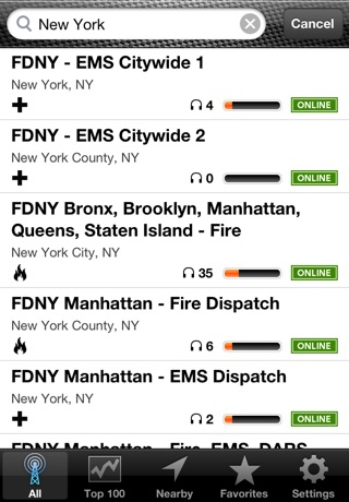 download Emergency Radio (Police Scanner) apps 4
