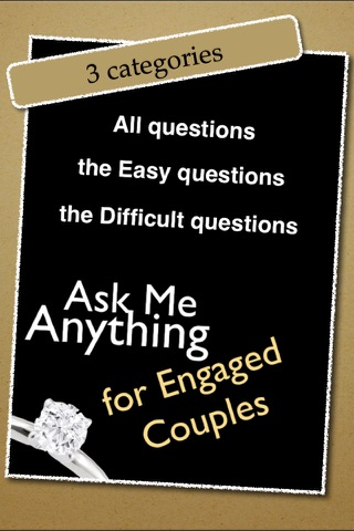 Ask Me Anything for Engaged Couples Premarital ... screenshot 2
