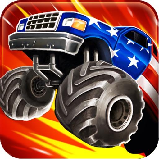 怪兽大脚车2:Monster Trucks Nitro 2【刺激赛车】