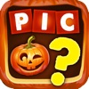 Guess the Picture Halloween Fun Word Guessing Pic Puzzle Games for Free