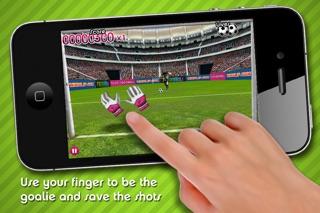 Flick Football Super ... screenshot1