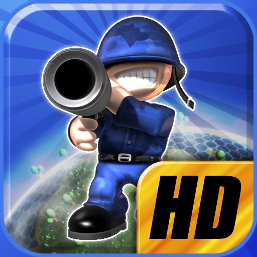 【回合制策略】小小战争HD
