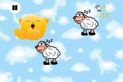 Counting Sheep to Help You Fall Asleep: Sleeping Game for Children screenshot 3