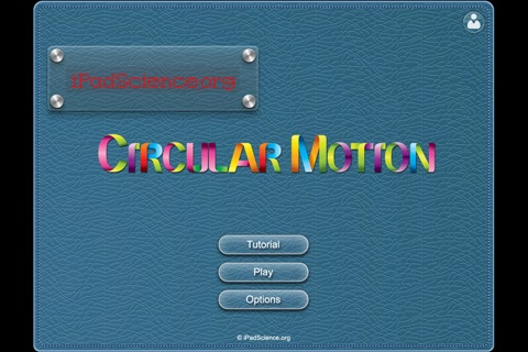 CircularMotion screenshot 1
