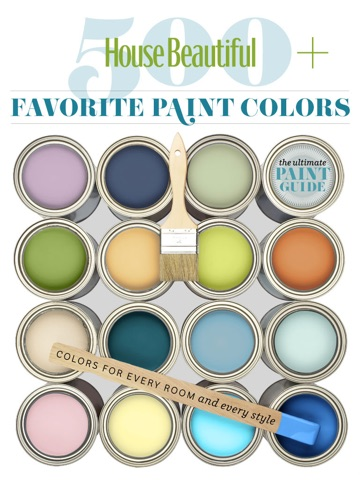 House Beautiful App house beautiful's 500+ favorite paint colors on the app store