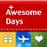 어썸데이즈 (Awesome Days) - 디데이, 기념일 계산