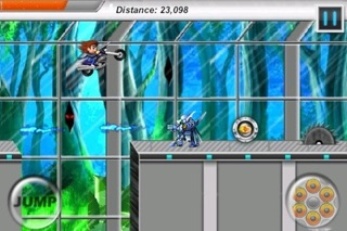 Top Gun Rider ( гоночного автомобиля и стрельба игры )Скриншоты 2