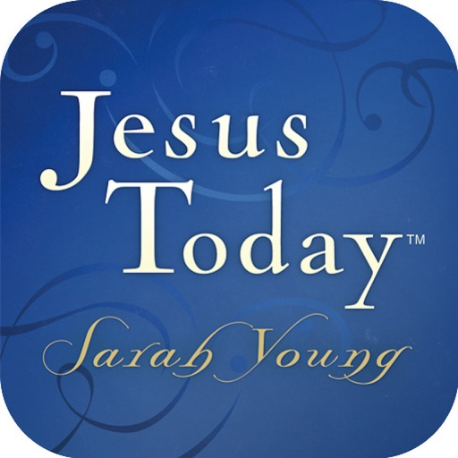 Jesus Today Devotional by Sarah Young