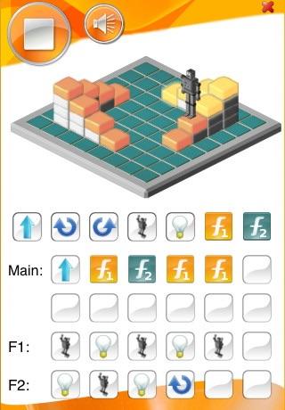 RoboLogic Lite screenshot 1
