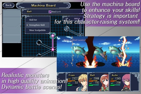 RPG Machine Knight screenshot 4