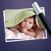 Zukünftige Baby Bild