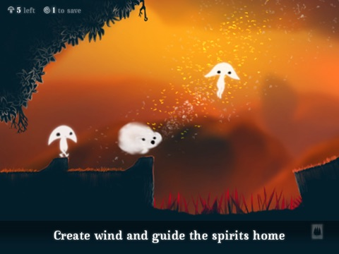 Spirits for iPad Screenshot