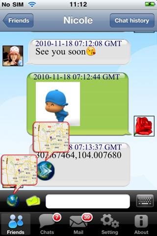 1st Gtalk Pro(Free) screenshot 3