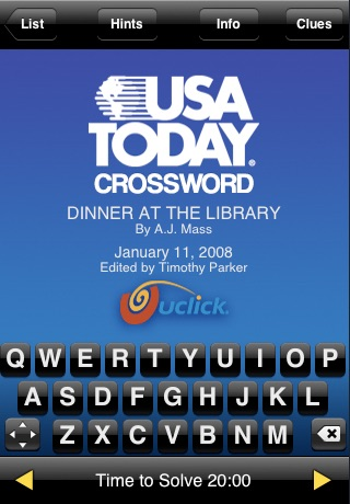 USA TODAY® Crosswords screenshot 3