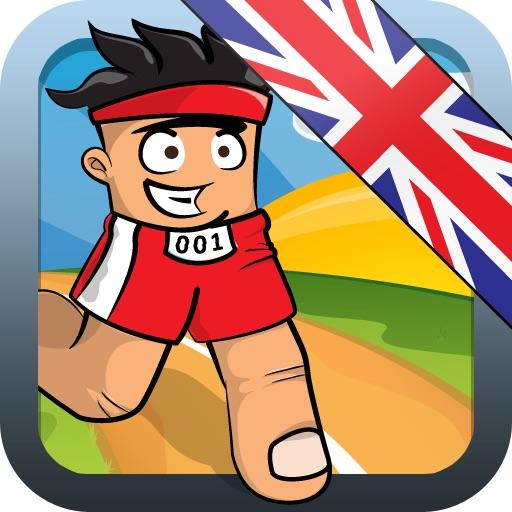 Finger Games at London iOS App