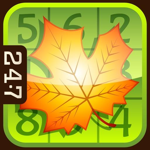 Fall Sudoku iOS App