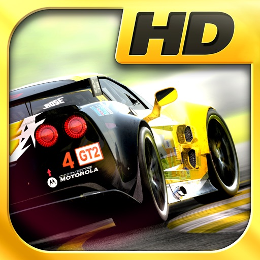 Real Racing 2 HD—真实赛车 2 for iPad