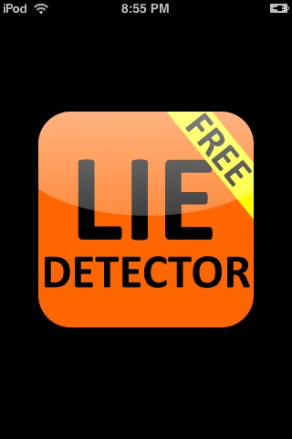 Screenshots of LIE DETECTOR... FREE! for iPhone