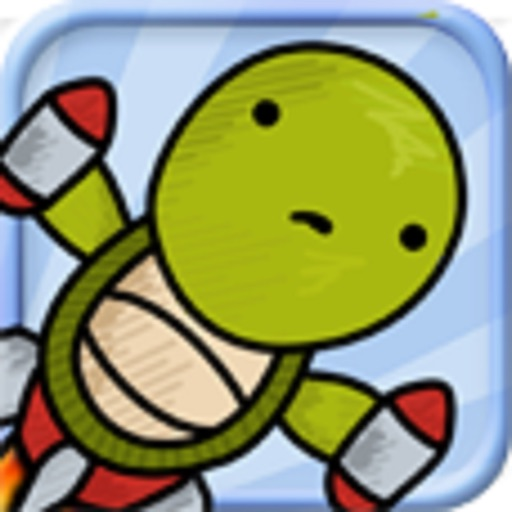 TurtleFlytoMoon iOS App