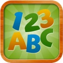 ABCKids 1 : Alphabet and Numbers (Game for Kids) icon