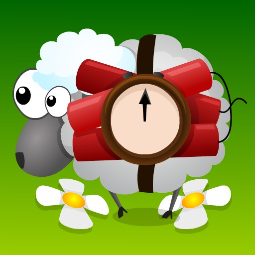 炸弹绵羊:Suicide SHEEP HD【可爱益智】