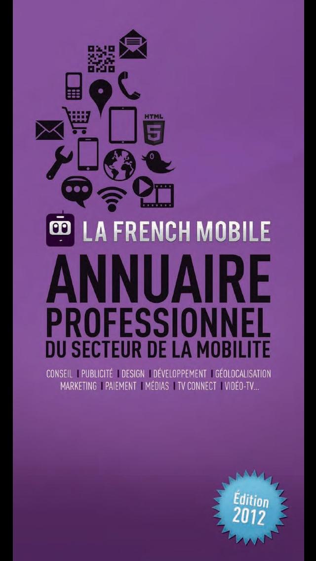 La French MobileCapture d'écran de 1