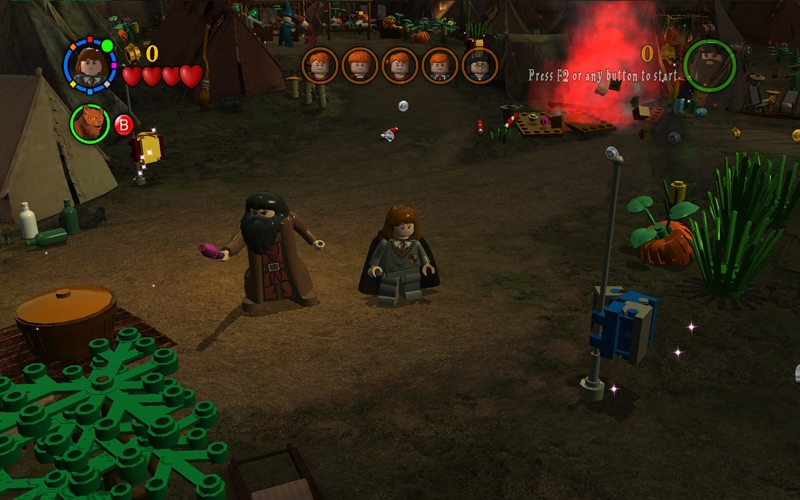 Screenshot #3 for LEGO Harry Potter Years 1-4
