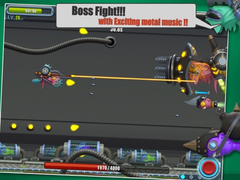 Screenshot #4 for Flight Fight 2 HD