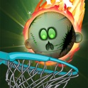 Zombie Head Hoops Basketball Skill Shot Training