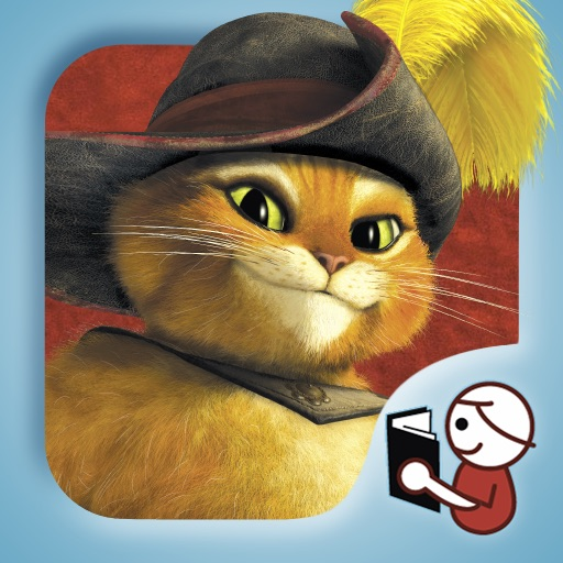 Puss In Boots Movie Storybook