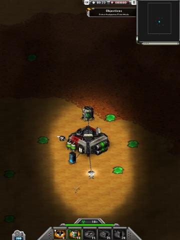 BioDefense HD Screenshot