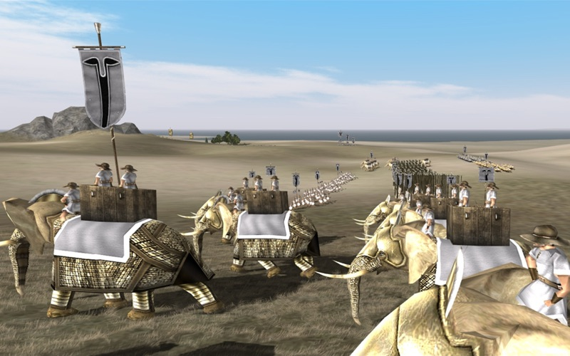 Screenshot #3 for Rome: Total War - Gold Edition