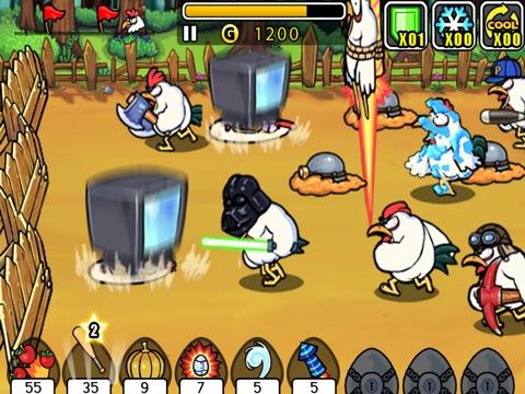 Chicken Revolution Скриншоты8