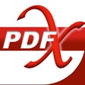 PDF X: the only app that offers File Storage and PDF Exporter for files and website! icon
