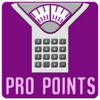 Pro Points Calculator