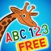 tierisches Zahlen-ABC FREE