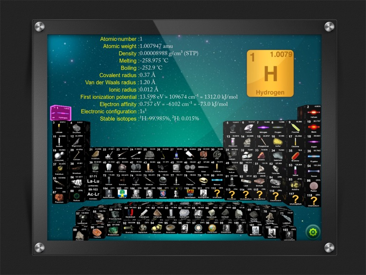 3d periodic table hd periodic table moleculor mass cal and units 3d periodic table hd periodic table moleculor mass cal and units conversion urtaz Gallery