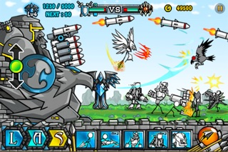 Screenshot #2 for Cartoon Wars 2: Heroes