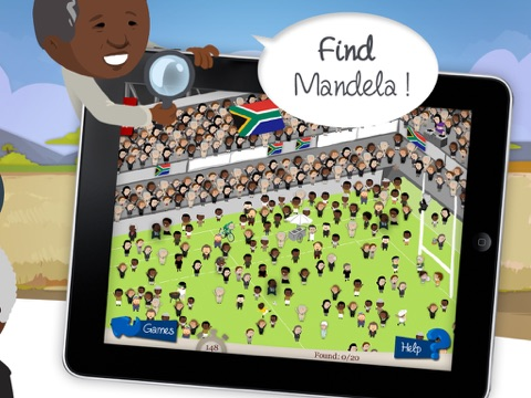 Mandela - History screenshot 4