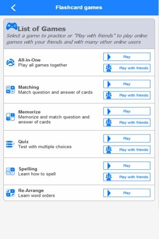 SSCP Flashcards screenshot 2